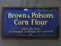 Brown-Polson Cornflour