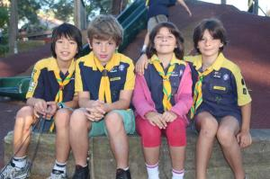 Scouts & Cubs