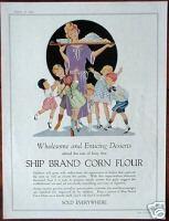 Ship Cornflour