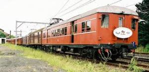 Single deck train