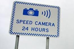 fixed speed camera