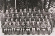 Christian Brothers College, Chatswood, 1948. (Picture Willoughby)