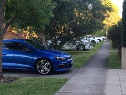 Parking on driveway