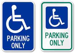 DisabilityParking