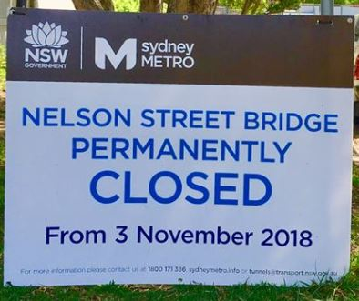 NelsonBridgeClosed