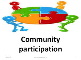 CommunityParticipation