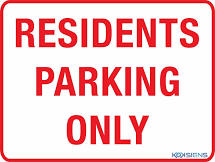 ResidentParkingSticker