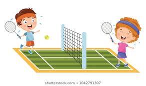 TennisCartoon